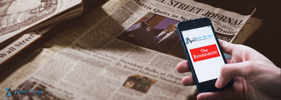 Advantages of News Distribution Through Apps over Print Media