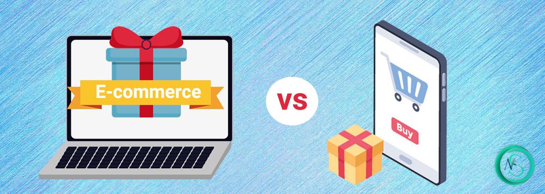 E-commerce Vs M-commerce