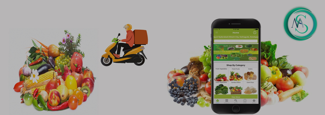 Grow your Grocery business through App