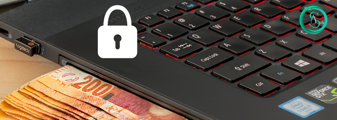 How can customers make online payments more secure?