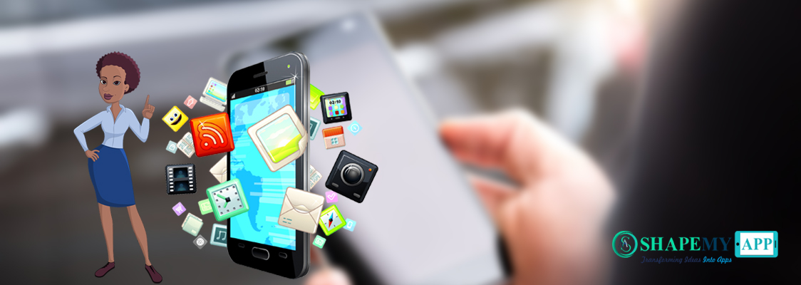 Need for a mobile application to enhance your business.