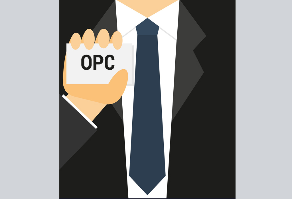 what is Restriction on Incorporation of an OPC?