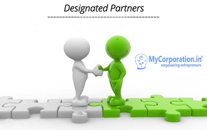 Who can be appointed as Designated Partner in the LLP?